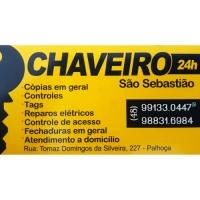 CHAVEIRO 24 HORAS SÃO SEBASTIÃO
