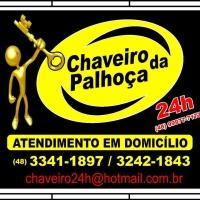 CHAVEIRO DA PALHOÇA 24H