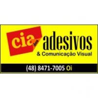 CIA DOS ADESIVOS & COMUNICAÇÃO VISUAL