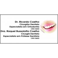 DRº RICARDO E DRª RAQUEL CONSULTÓRIO ODONTOLÓGICO