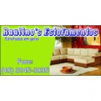 RAULINO'S ESTOFAMENTOS