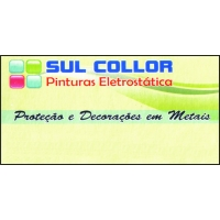 SUL COLLOR PINTURAS ELETROSTÁTICA