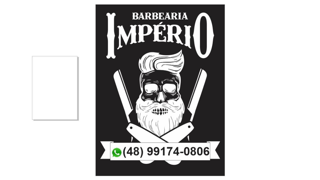 Barbearia império 48-99174-0806
